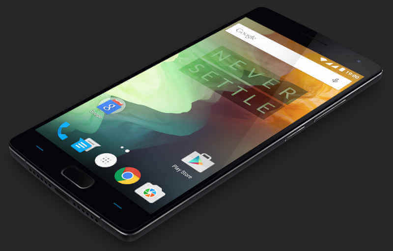 OnePlus 2 with 5.5-inch OxygenOS Launched at Rs. 24,999