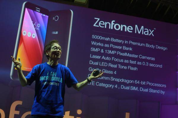 Asus ZenFone Max comes with 5,000mAh battery