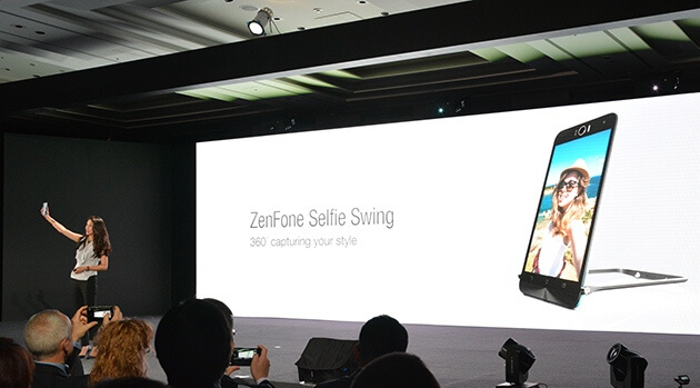 Asus Zenfone Selfie (ZD551KL) launched in India Price Rs.15,999