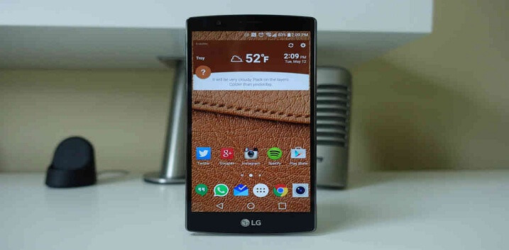LG G4 reduce prices in India
