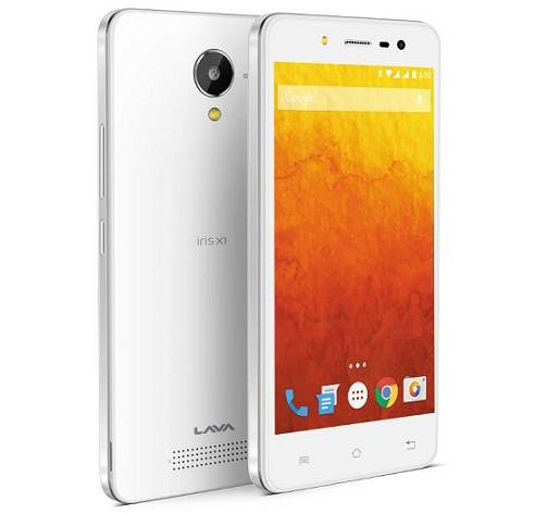 Lava Iris X1 Selfie comes with 5MPcamera launched for Rs.6777
