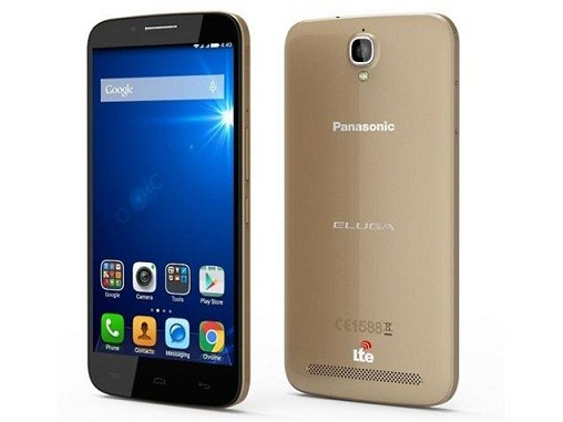 Panasonic Eluga Icon with 5.5-inch, 3500mAh Battery, 4G Support Launched at Rs.10,999