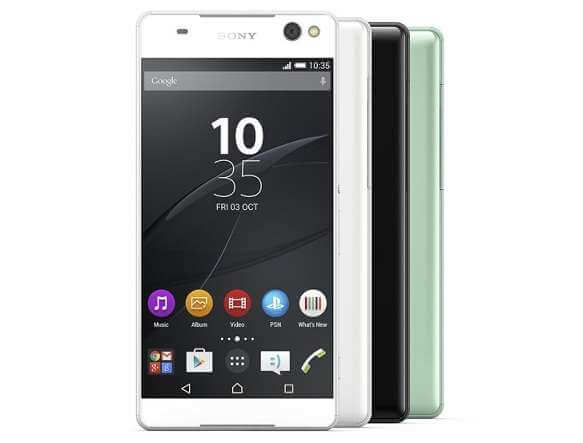 Sony Xperia C5 Ultra comes with 6-inch, 13 MP front and rear cameras
