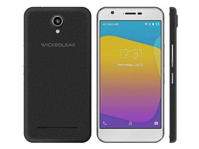 Wickedleak Wammy Neo 3 with 5.5-inch 1080p display launched for Rs.14990