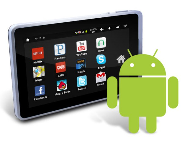 Android Tablet Features